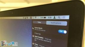 غیرفعال کردن نوتیفیکیشنها حین اسکرین شیرینگ در macOS
