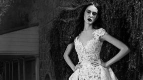 مدل لباس عروس 2018- طراح: زهیر مراد
