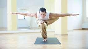 تمرین های تعادلی و فوایدی که نصیب شما می کنند