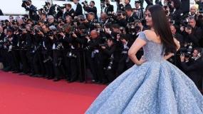 لباس های جذاب آیشواریارای در فرش قرمز فستیوال فیلم کن 2017
