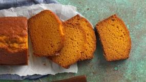 طرز تهیه نان کدو حلوایی به سبک نیوانگلندی