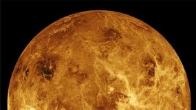 ونوس، سیارهی سوزان