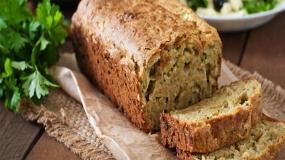 طرز تهیه نان کدوسبز