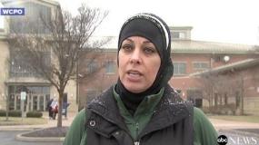 مادر مسلمان آمریکایی