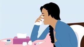 علائم بیماری سرماخوردگی