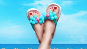 محافظت از پا در تابستان