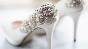 مدل کفش عروس سال 96