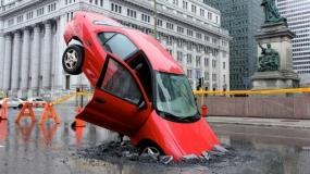 خطرناکترین جادهها و بدترین رانندگیها