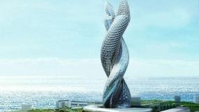 برج کبرا در کویت فعلا در حد یک ایده کامپیوتری است