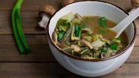 سوپ سبزیجات، مفید برای تقویت سیستم ایمنی بدن