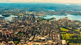 تماشای مناظر شهری از زاویه ای متفاوت