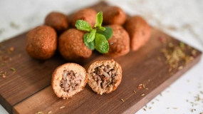 کیبه، خوراکی لذیذ لبنانی