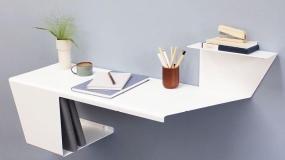 میز دیواری ساده