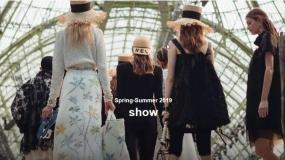 تازه ترین کلکسیون شانل ویژه بهار- تابستان 2019