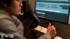 ضبط صدا در مک
