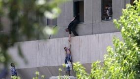 حمله تروریستی داعش به تهران