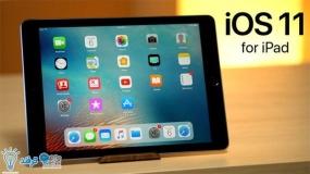 تایپ سریع با کیبورد iOS 11