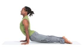 درمان کمر درد با یوگا