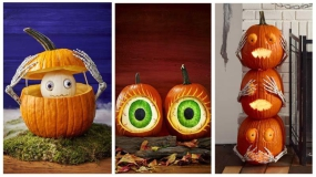 طراحی های بامزه کدو تنبل ویژه هالووین 2020
