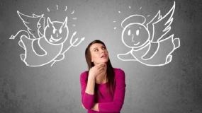 مقابله با افکار منفی