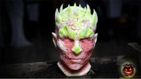 حکاکی روی هندوانه، ایده برای شب یلدا 96