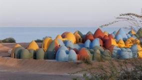 معماری پروژه اقامتگاهی جذاب در امتداد سواحل خلیج فارس