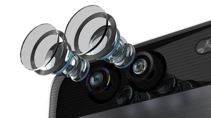 دوربین دوگانه در گوشیها