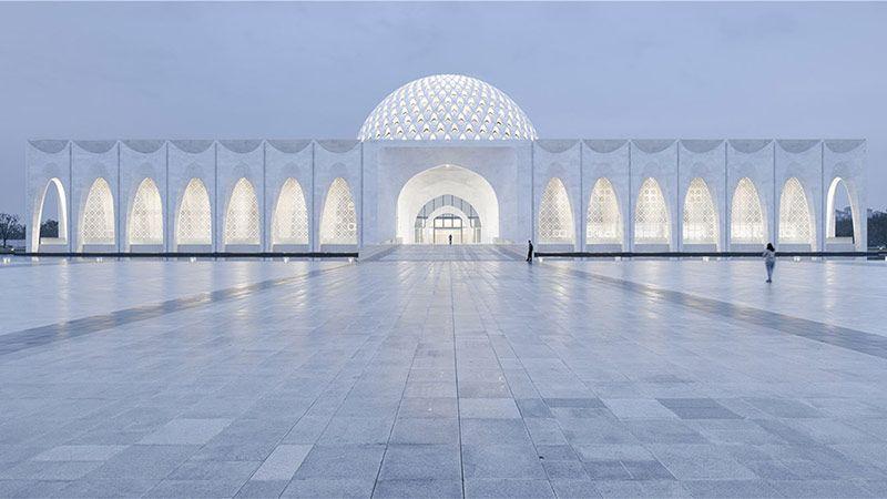 مرکز فرهنگی مسلمانان در چین