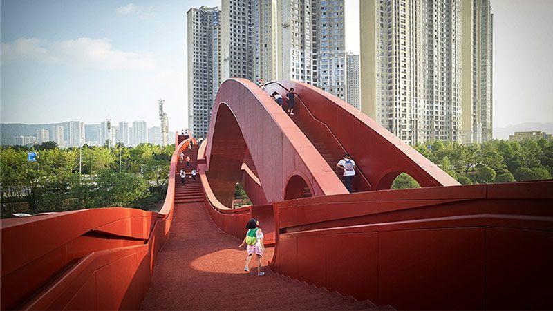 پل سرخ گرهی شانس