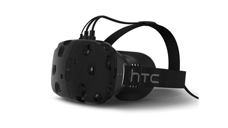 هدست واقعیت مجازی HTC Vive