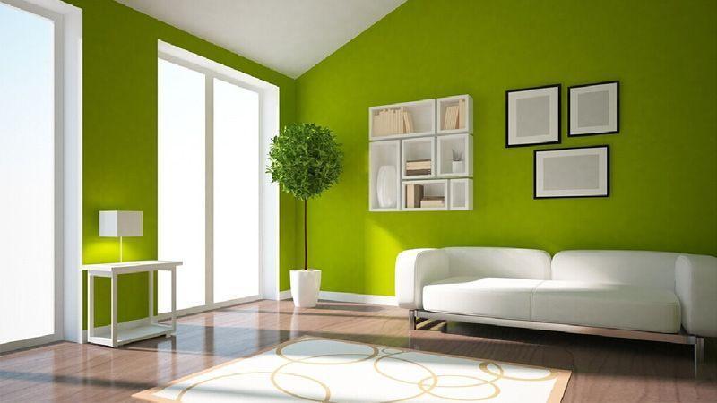 استفاده از رنگ سبز، رنگ منتخب سال 2017 در طراحی داخلی