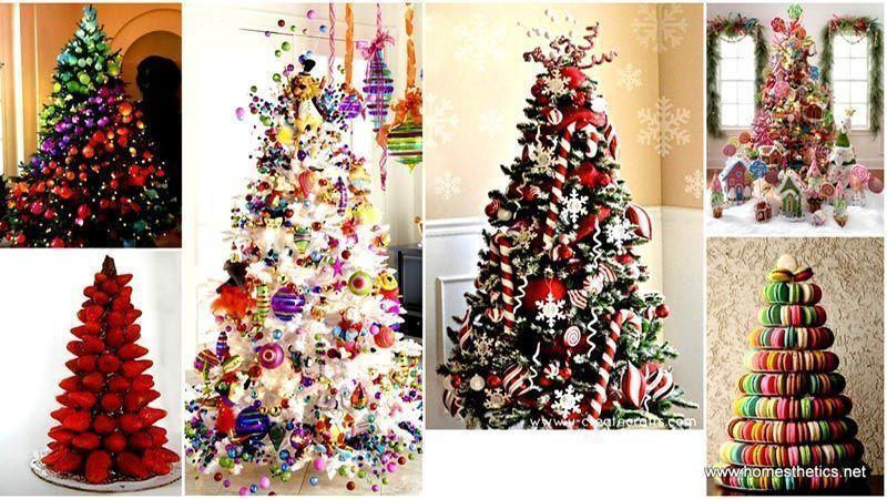 تزئینات درخت کریسمس مناسب سال 2017-2