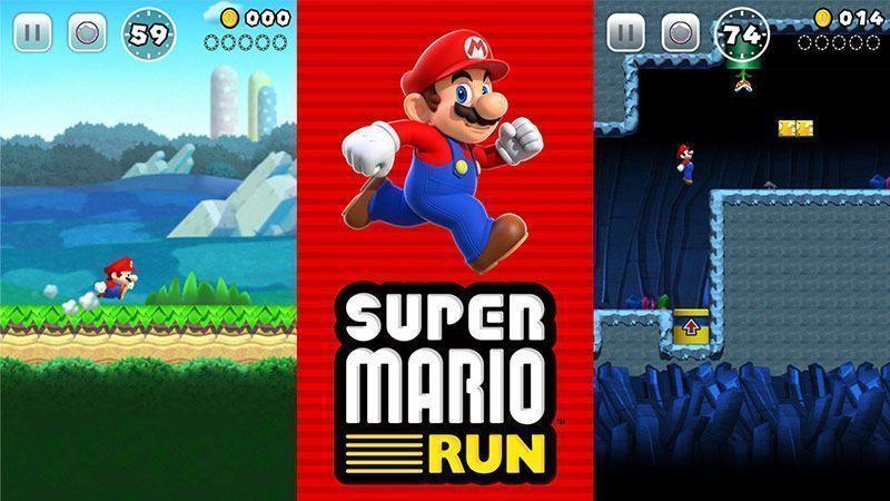 بازی Super Mario Run