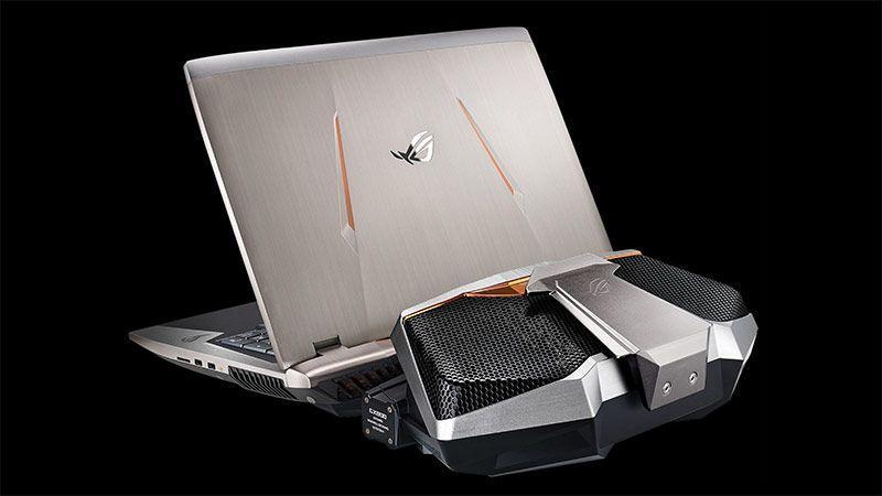لپتاپ گیمینگ ایسوس ROG GX800