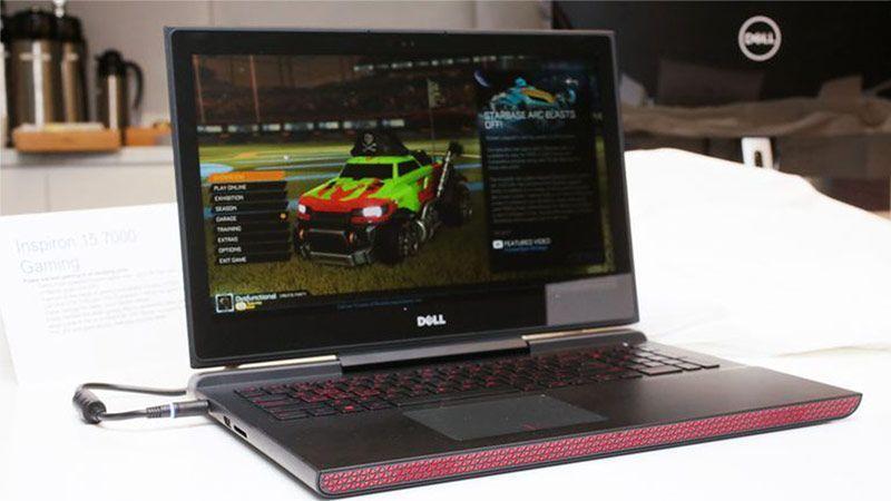 لپتاپ گیمینگ Dell Inspiron 15 7000