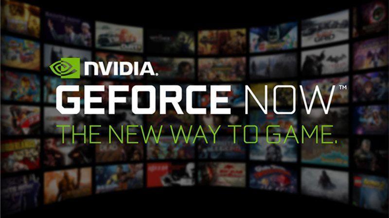 انویدیا GeForce Now برای استریم بازیها