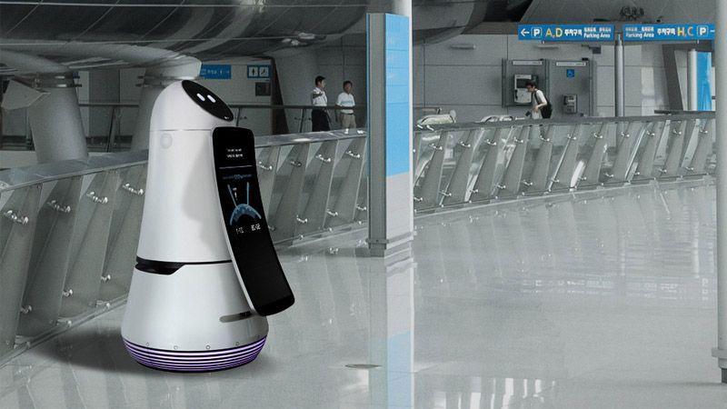 الجی و معرفی سه ربات جدید