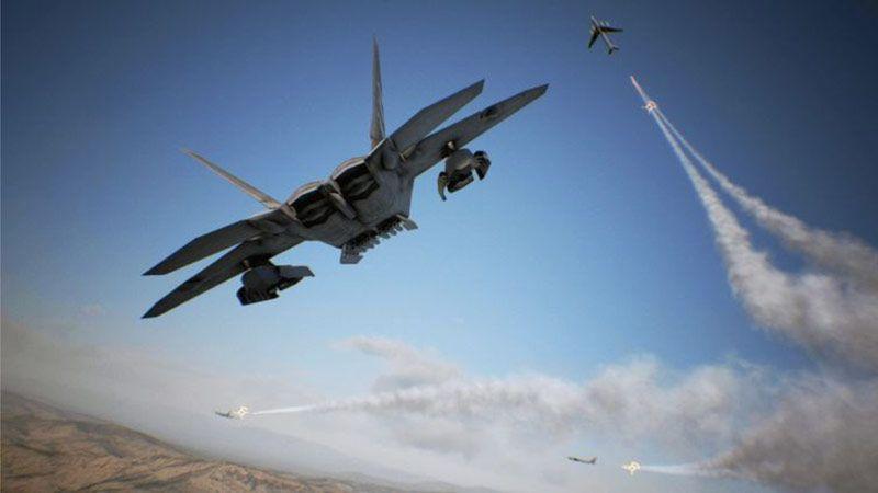 بازی Ace Combat 7: Skies Unknown