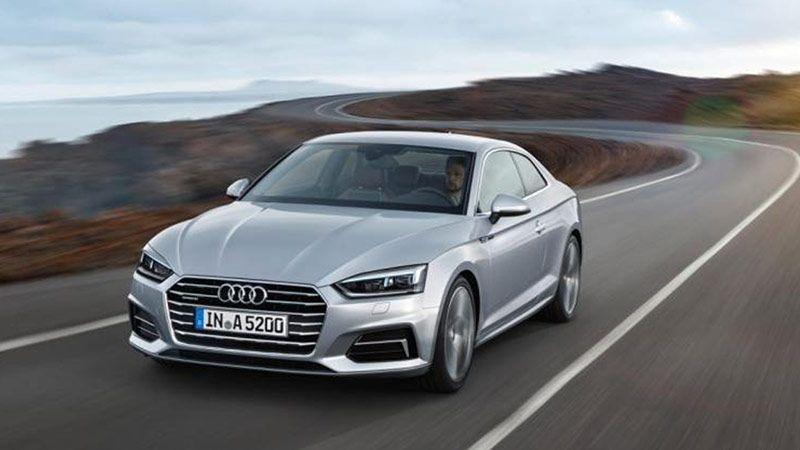 خودروی Audi A5