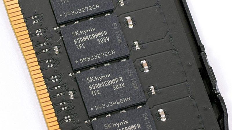رم با ماژولهای حافظهی SK Hynix