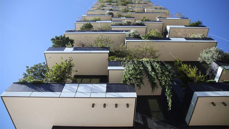 معماری ایتالیایی استفانو بوری و ساخت اولین جنگل عمودی آسیا