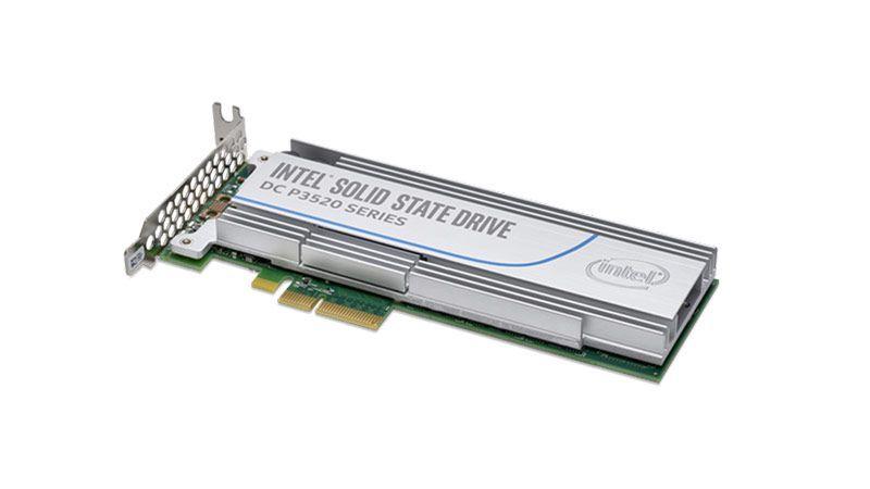 SSDهای DC P4800X اینتل
