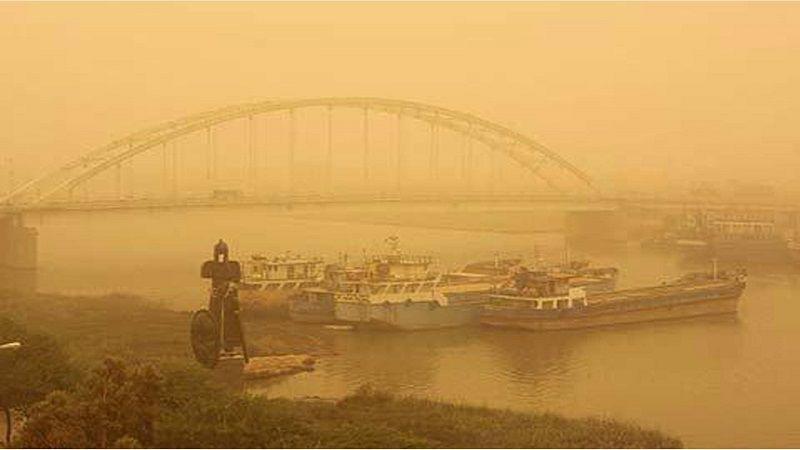 ریزگزدهای خوزستان