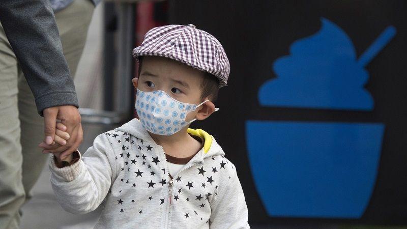 تاثیر آلودگی هوا بر کودکان