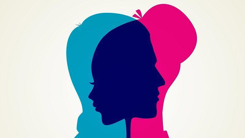 تفاوت های زنان و مردان