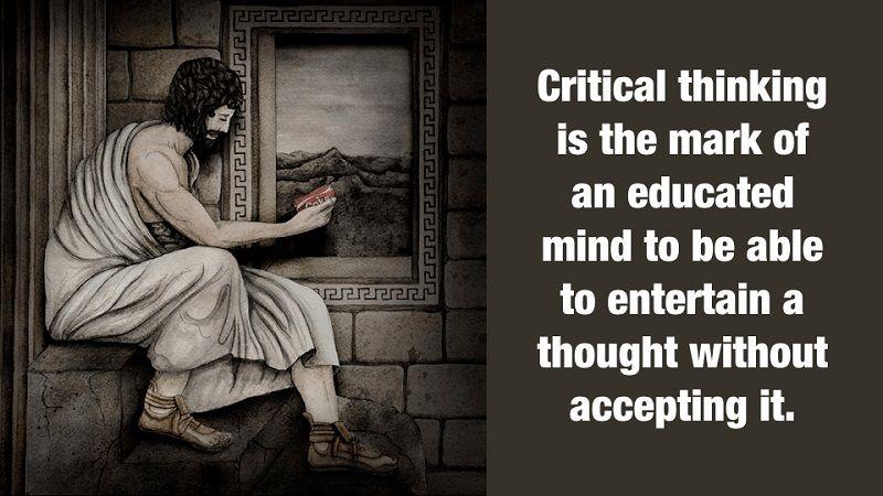 تفکر انتقادی