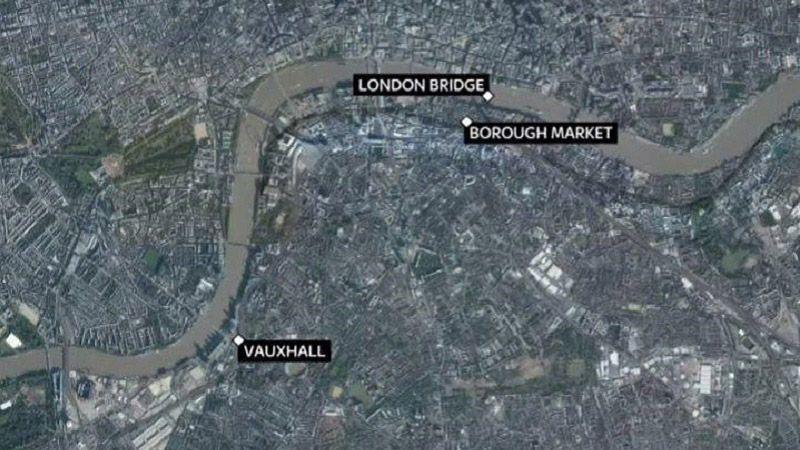 حادثه تروریستی لندن