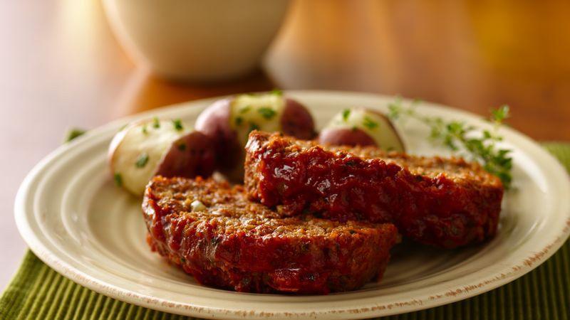 طرز تهیه میتلف گوشت به شکل ساده