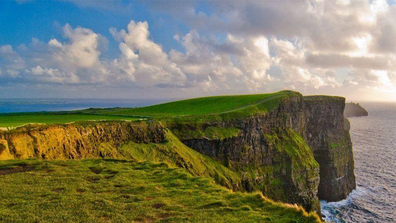 عکاسی از مناظر و چشم اندازهای کشور ایرلند