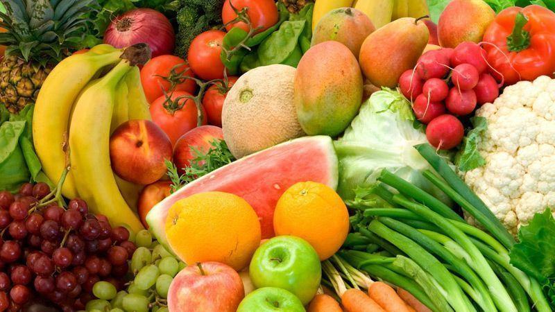 میوه و سبزیجات مناسب فصل پاییز